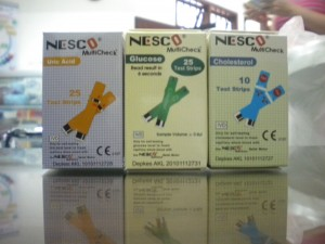 Nesco Multicheck