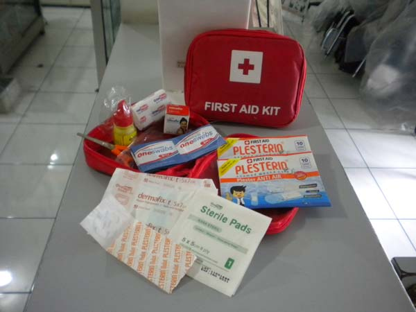 first aid kit (p3k onemed)