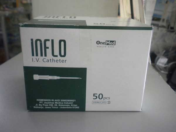 inflo 24g onemed