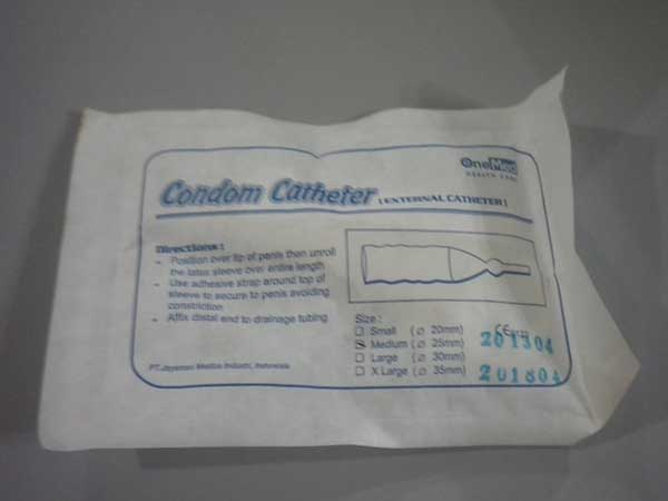 kondom catheter onemed medium
