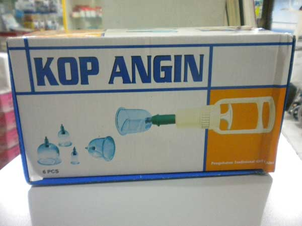 kop angin