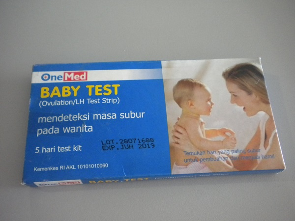 baby test strip