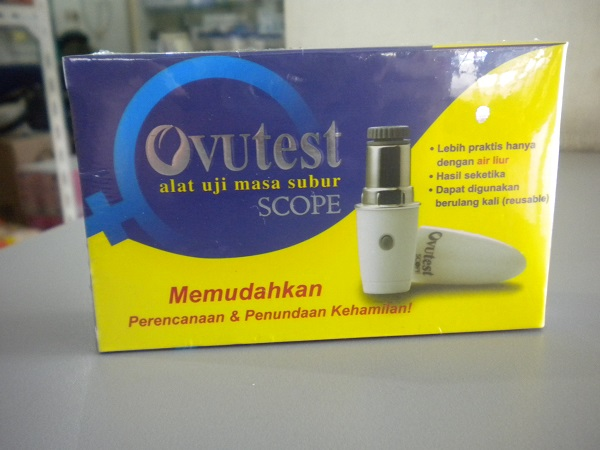 ovutest scope