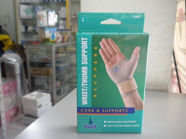 wrist thumb support oppo 1084