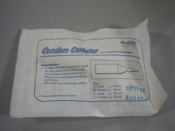 kondom catheter M 25mm