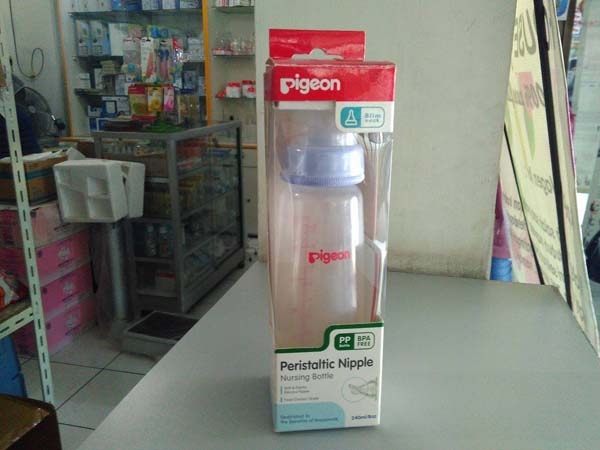 botol pigeon peristaltic animal 240