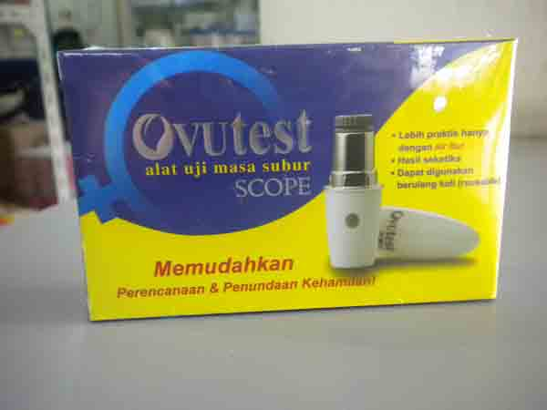 ovutest scope.