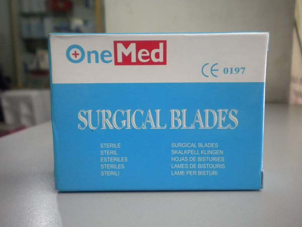 surgical blades onemed.