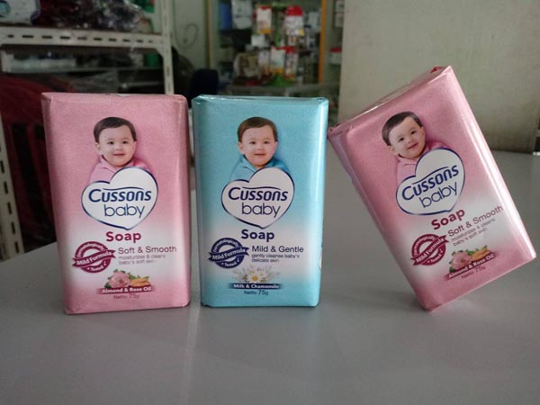 cussons soap 75gr