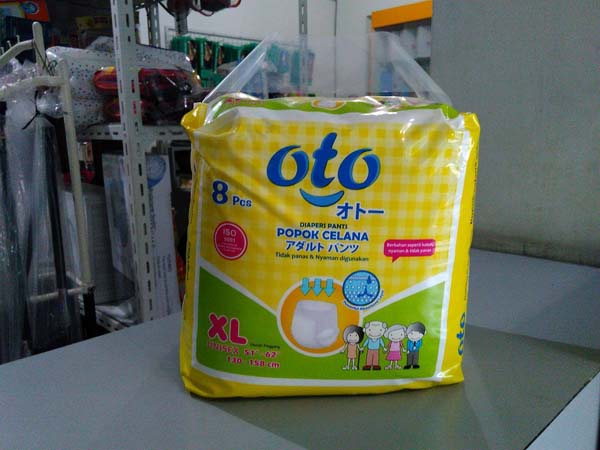 oto pants XL8