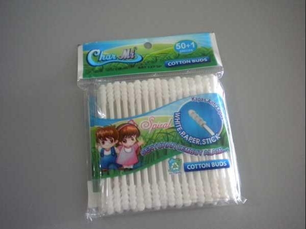 cotton bud charmi spiral 127