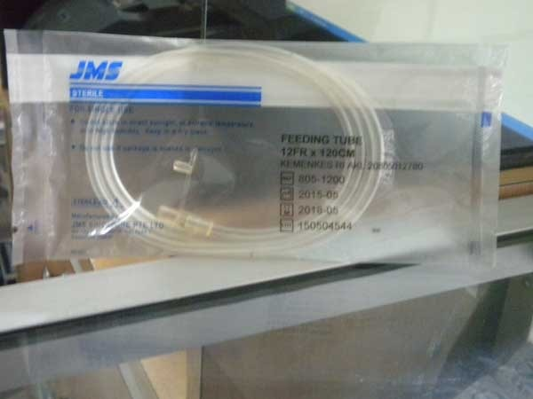 feeding tube 12 jms