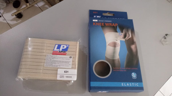 knee wrap lp631