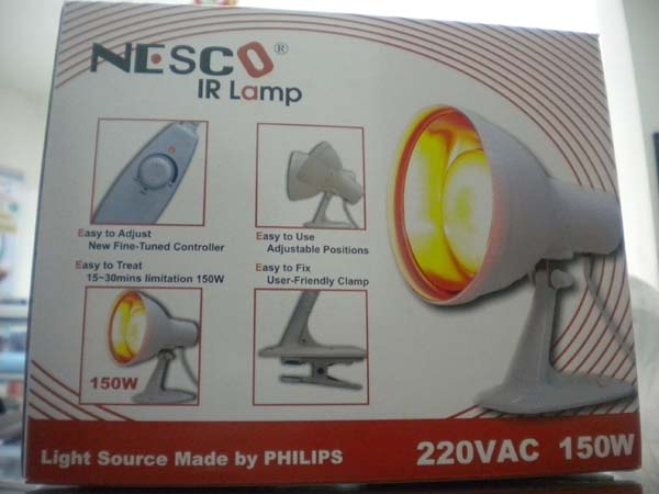 infrared nesco