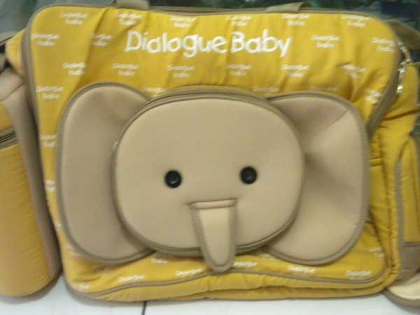 baby bag dialogue 7119
