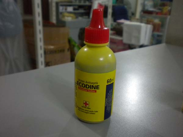 ecodine 60ml
