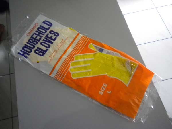 gloves serbaguna L