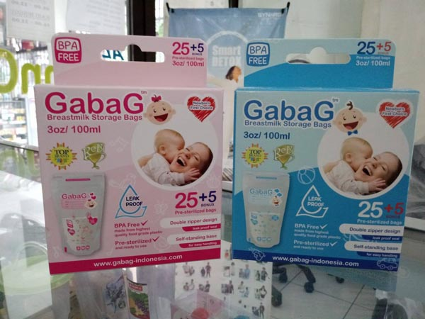 gabag breastmilk 100ml