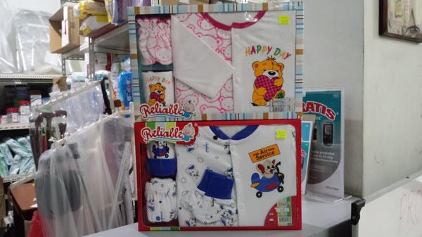 baby set reliable rgs 1201-1203
