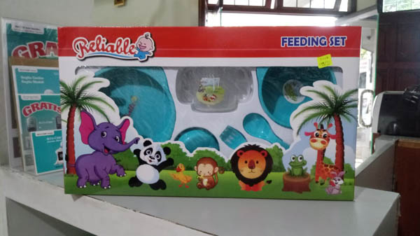 feeding set besar reliable fs5001