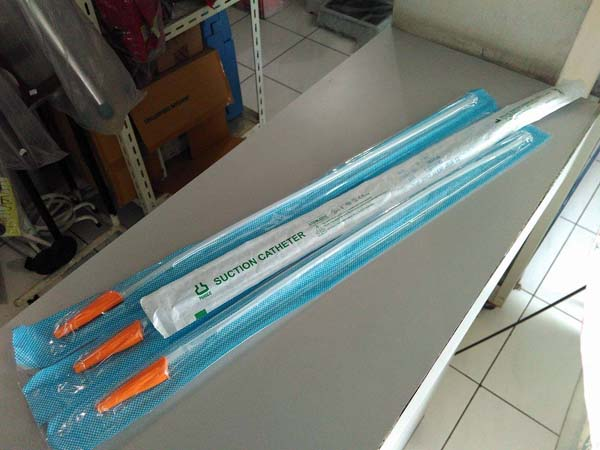suction catheter no 16