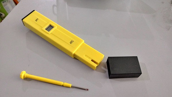 digital ph meter (1-4)